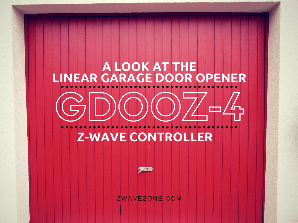 Review Linear Garage Door Opener Gd00z 4 Z Wave Controller