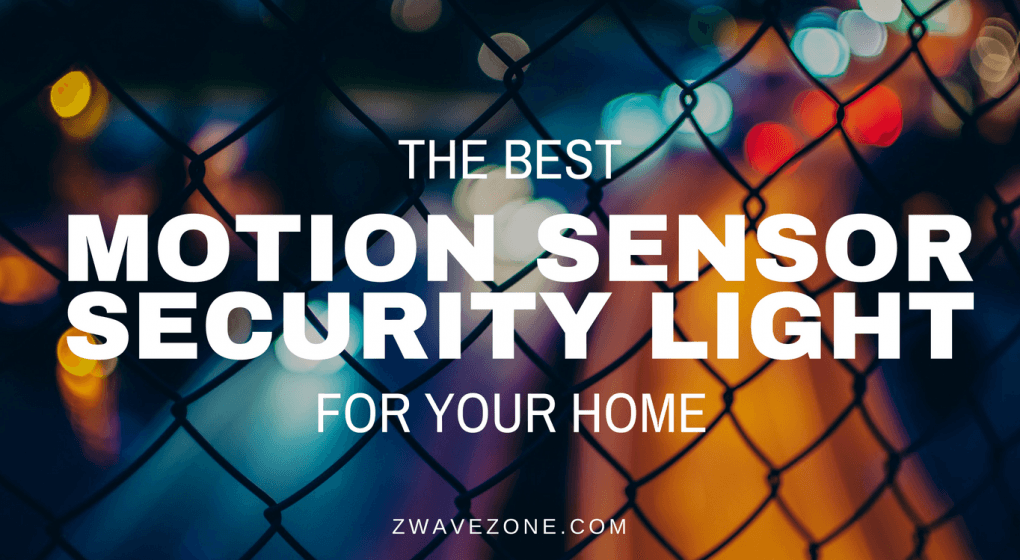 The best motion sensor security light for your home aloadofball Images