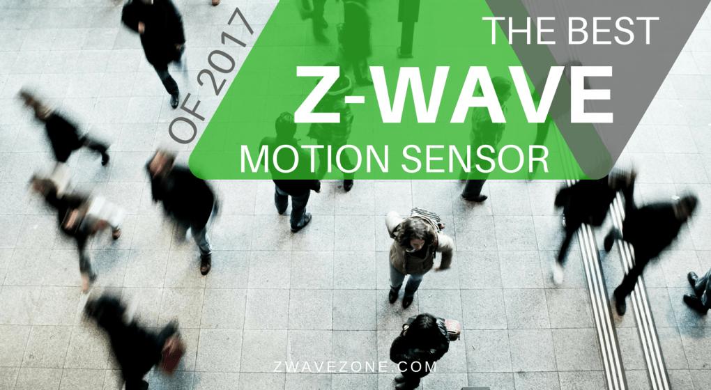 Z-Wave Motion Sensor 2017