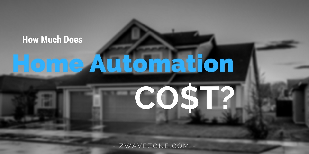 How Much Does Home Automation Cost?
