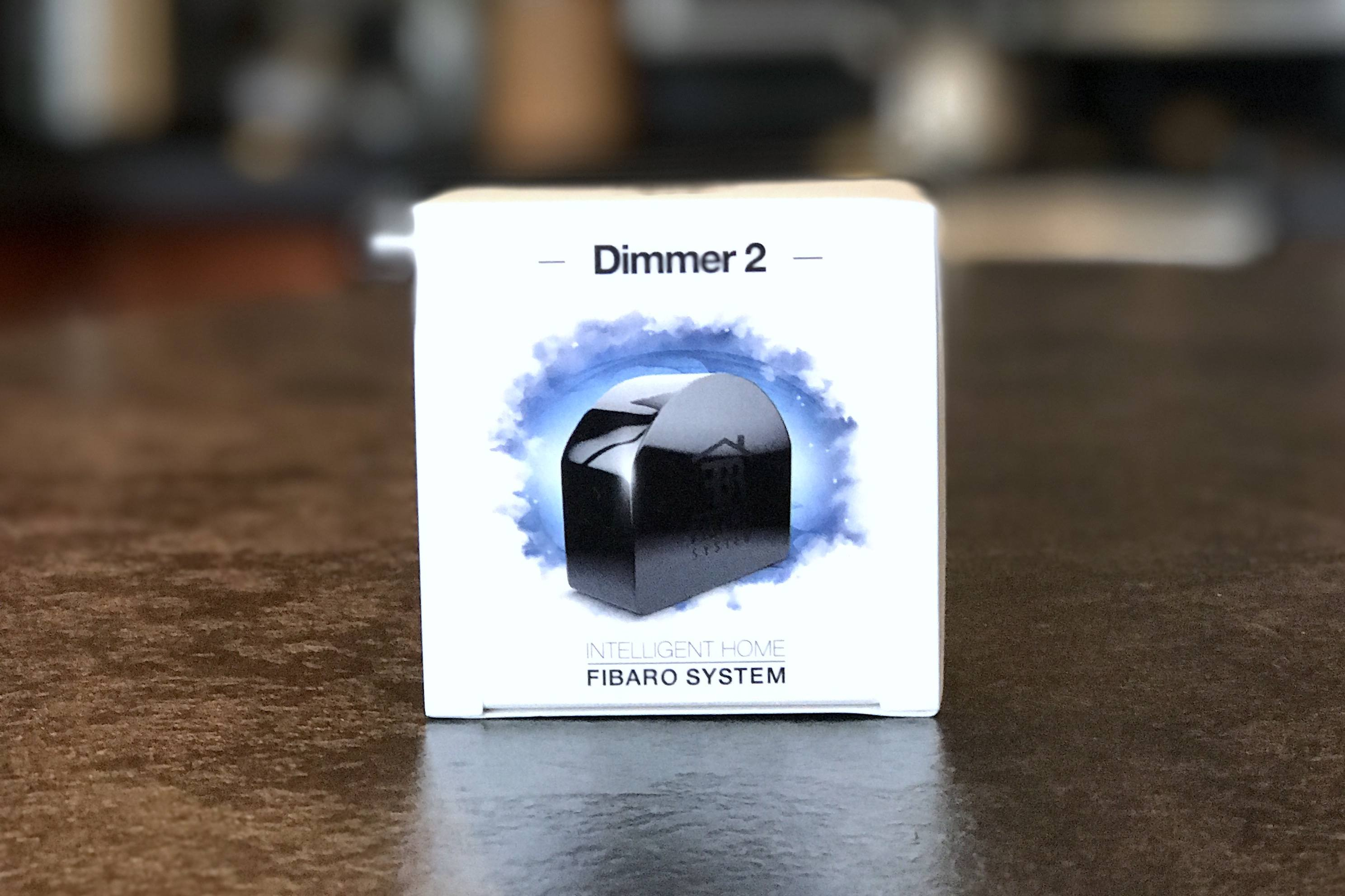 Z-Wave Plus Fibaro Dimmer 2