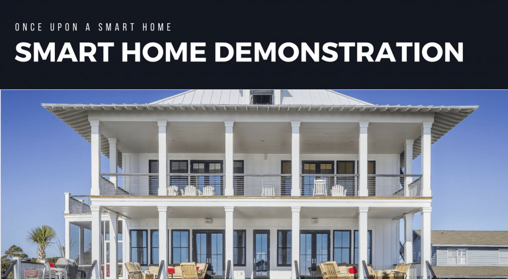 smart home demonstration