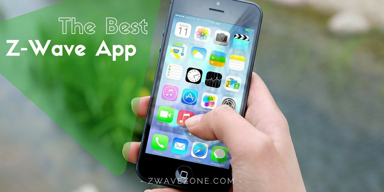 The Best Z-Wave App