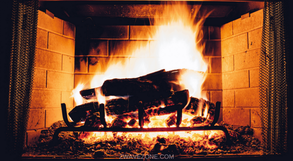 How to Automate Your Fireplace With Z-Wave