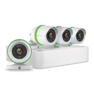 EZVIZ Full HD 1080p Outdoor Surveillance System